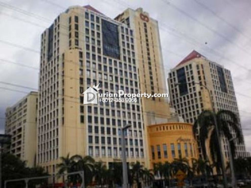 Office For Rent at Amcorp Tower, Petaling Jaya