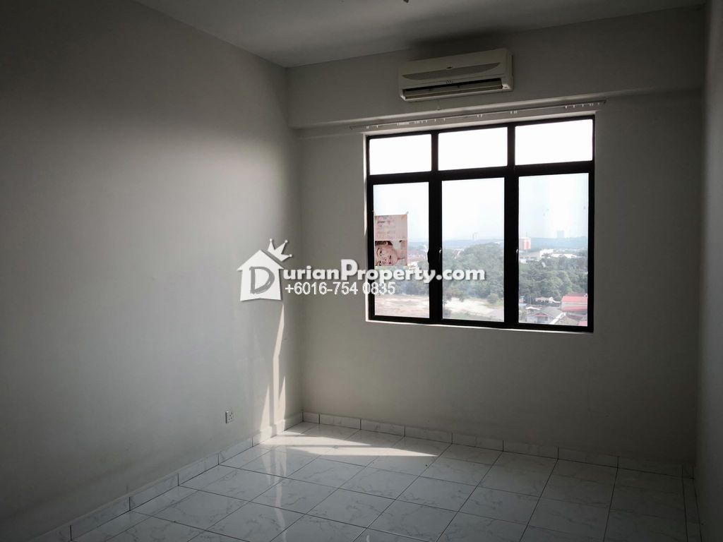 Penthouse For Rent at Jentayu Residensi, Tampoi