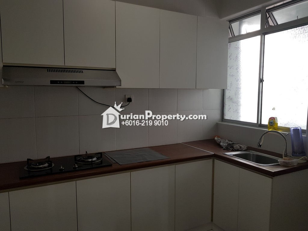 Apartment For Rent at The Pines Residence, Gelang Patah