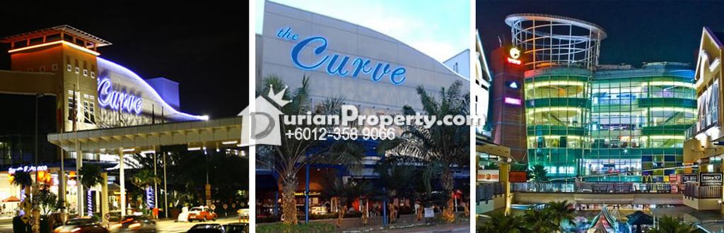 Office For Rent at The Curve, Mutiara Damansara