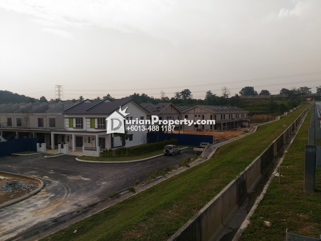 Terrace House For Sale at Alamanda Parklands, Rawang for