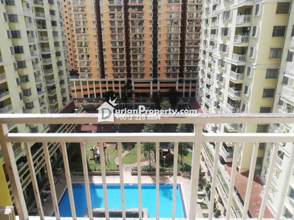 Condo For Sale at Platinum Hill PV3, Setapak