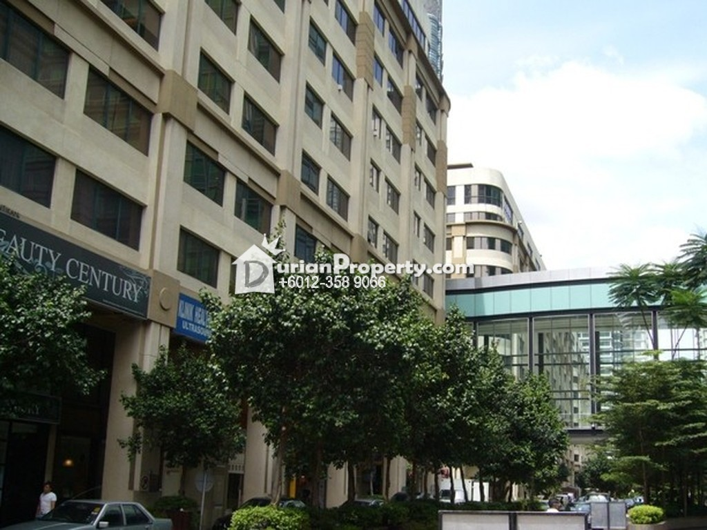 Office For Rent at The Boulevard, Mid Valley City