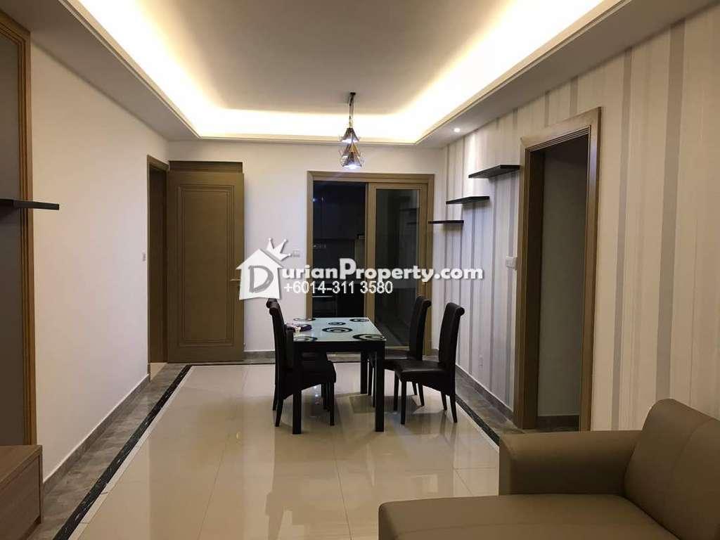 Condo For Rent at Alam Puteri Princess Heights, Kota Kinabalu