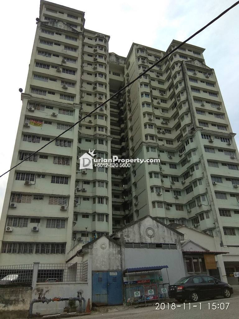 Apartment For Auction at Meadow Park 3, Old Klang Road