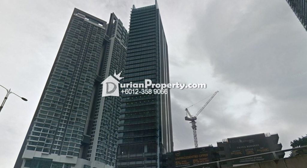 Office For Rent at KL Eco City, Kuala Lumpur
