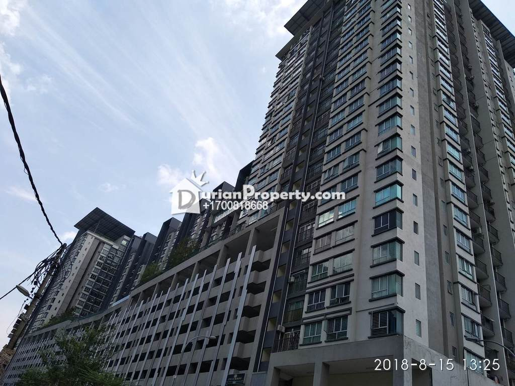 Apartment For Auction at Amara Service Residences, Batu Caves