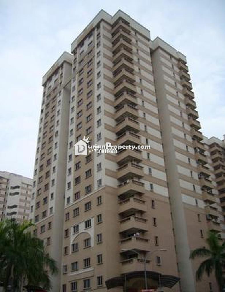 Apartment For Auction at Pelangi Damansara, Petaling Jaya