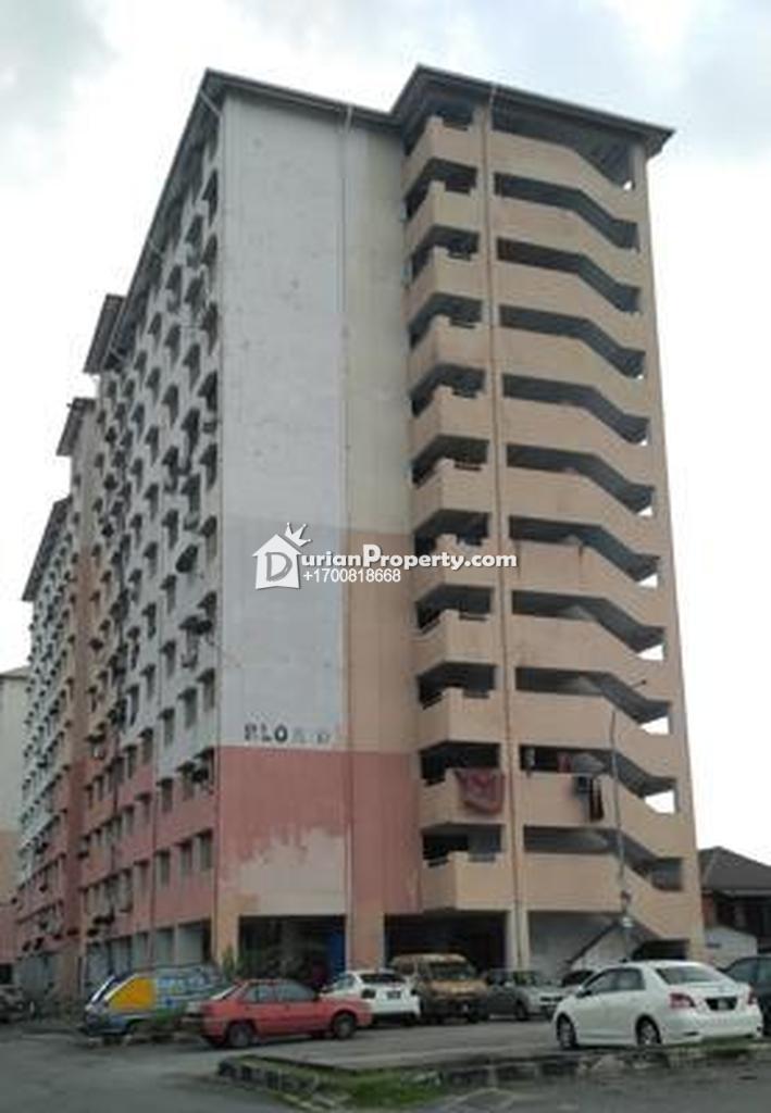 Apartment For Auction at Taman Permai Indah Flat (Pandamaran), Port Klang