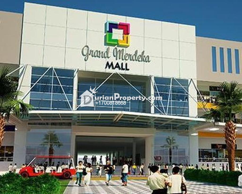 Retail Space For Auction at Grand Merdeka Mall, Telipok