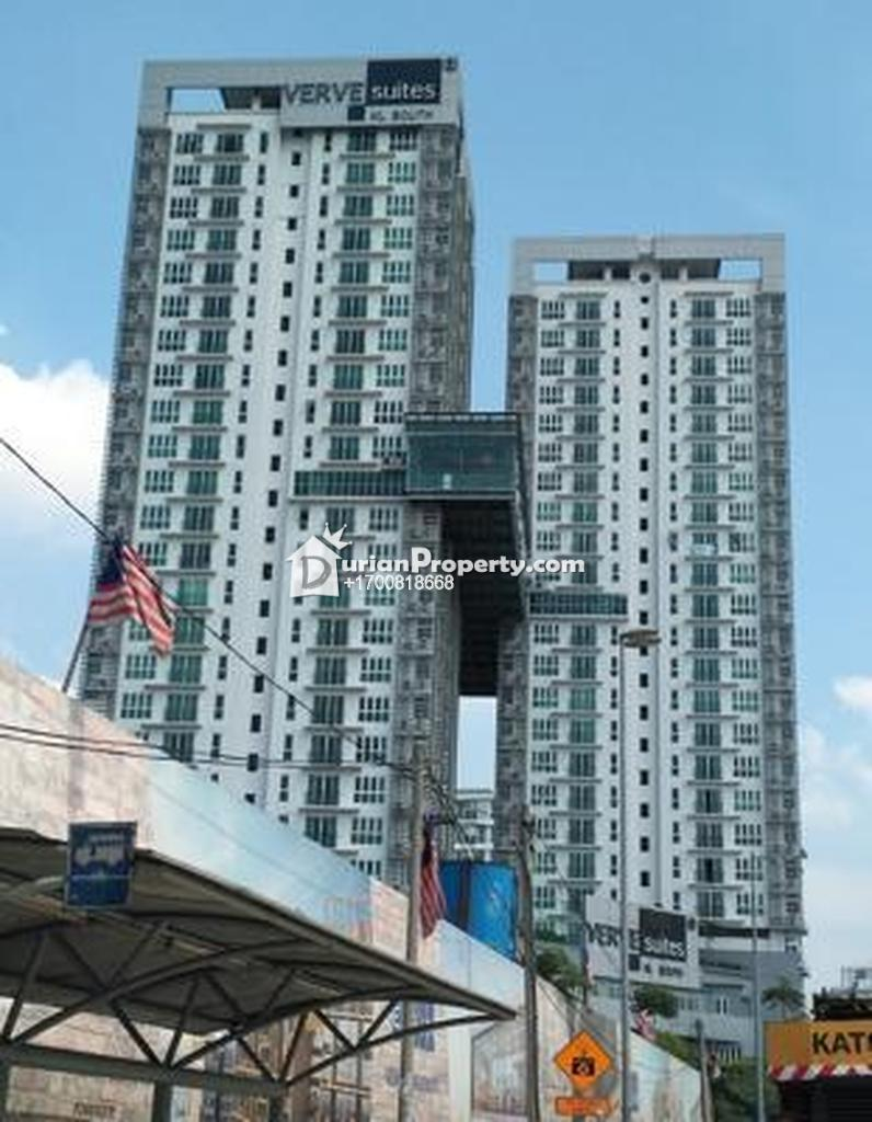 Apartment For Auction at Verve Suites, Old Klang Road