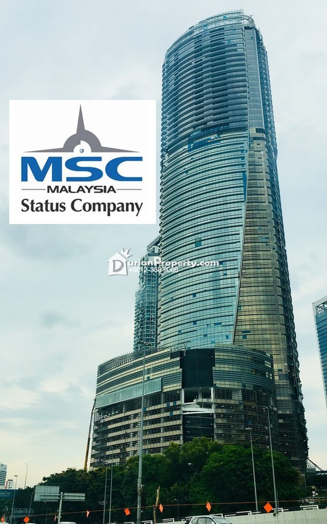 Office For Rent at Southpoint Tower, Mid Valley City