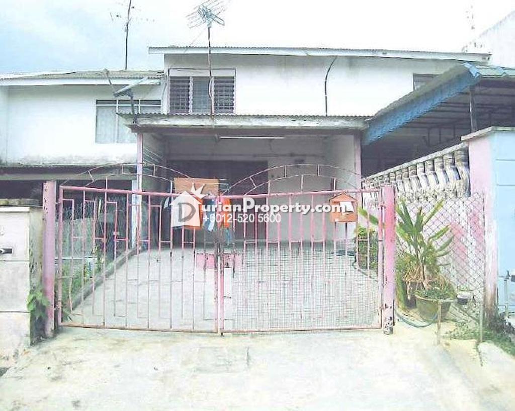Terrace House For Auction at Taman Anggerik, Johor Bahru