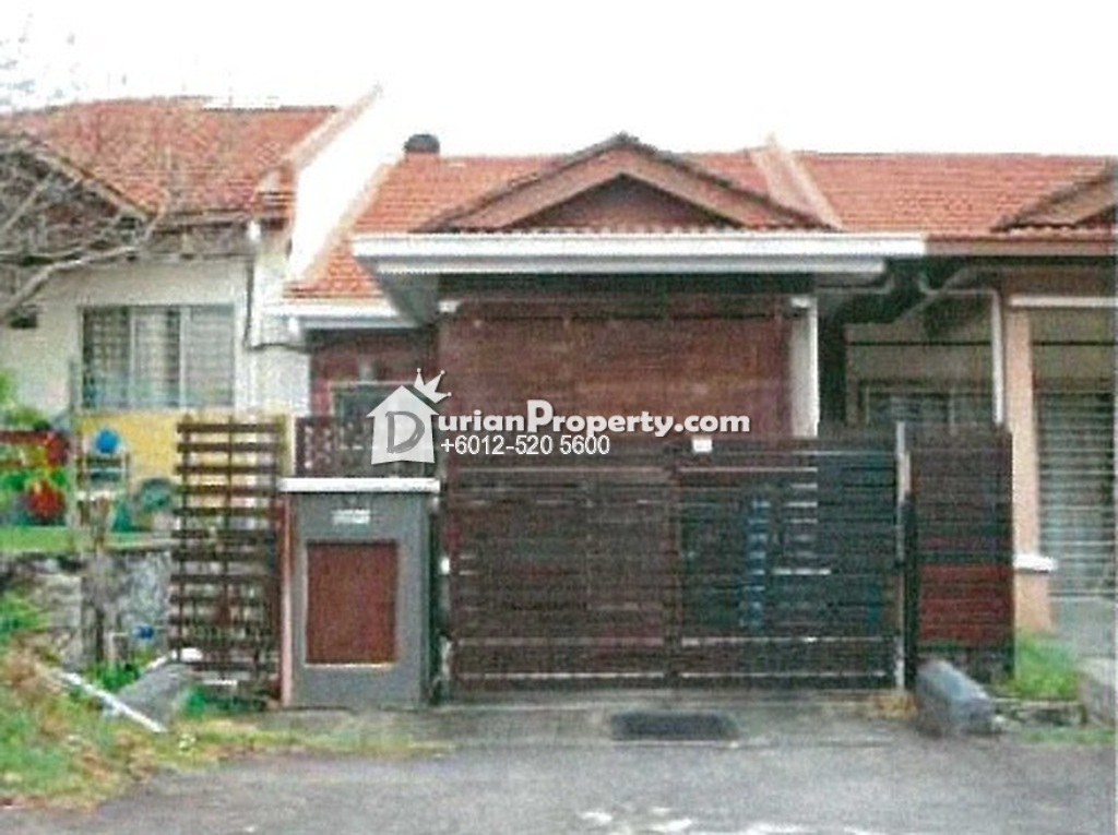 Terrace House For Auction at Taman Puncak Jalil, Seri Kembangan