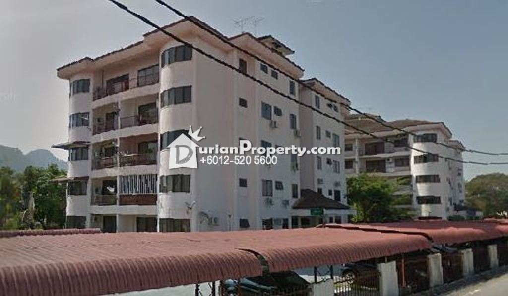 Condo For Auction at Mahkota Wira, Ipoh