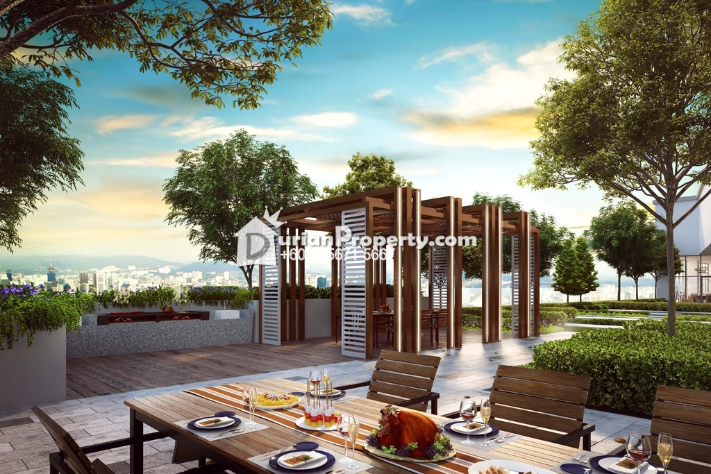 Serviced Residence For Sale at Inspirasi Mont' Kiara MKH, Mont Kiara