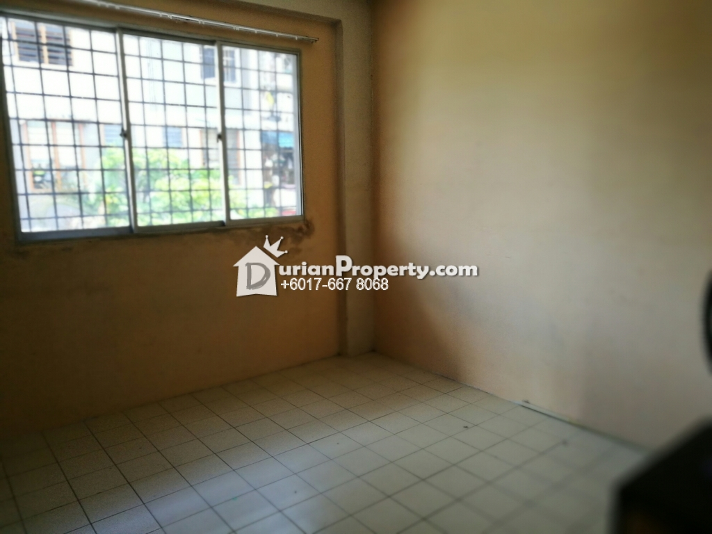 Flat For Rent at Seksyen 1 Wangsa Maju Flat, Section 1