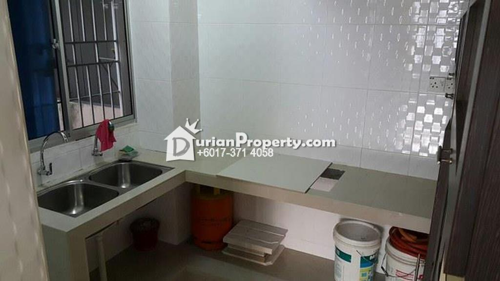 Apartment For Sale at Aman Satu, Kepong