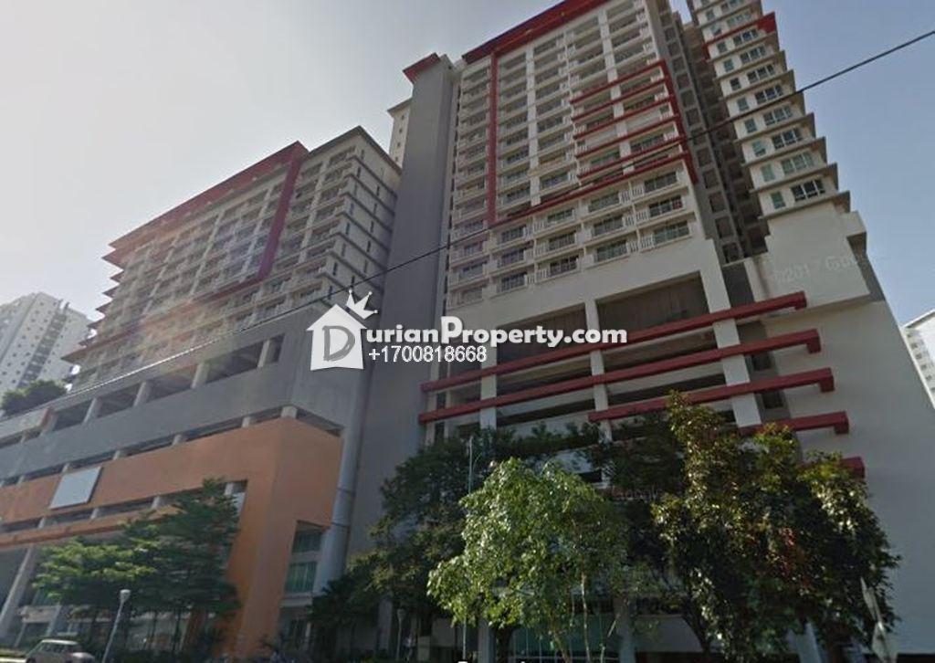 Apartment For Auction at Ritze Perdana 2, Damansara Perdana