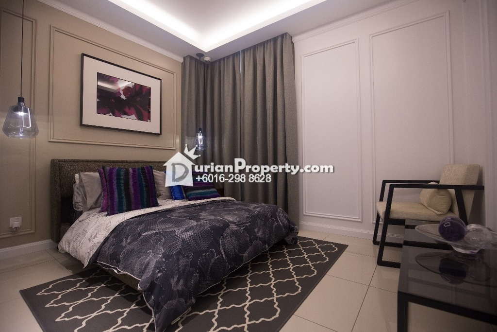 Condo For Sale at KL Traders Square, Kampung Kuantan