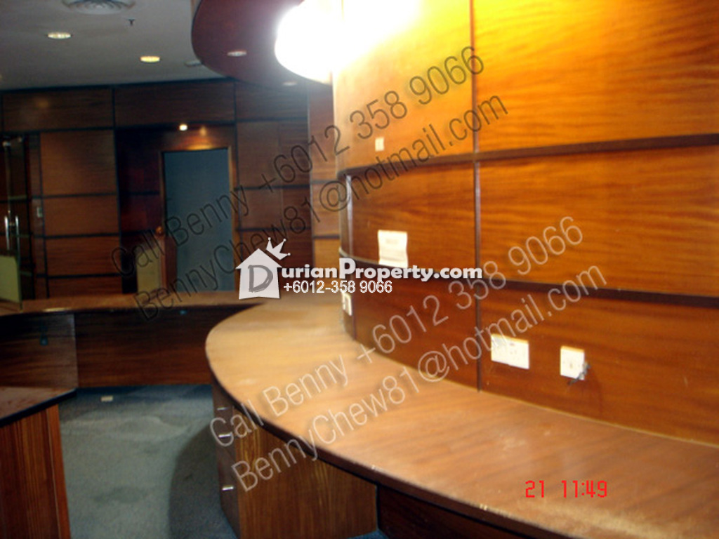 Office For Rent at Menara Genesis, Bukit Ceylon