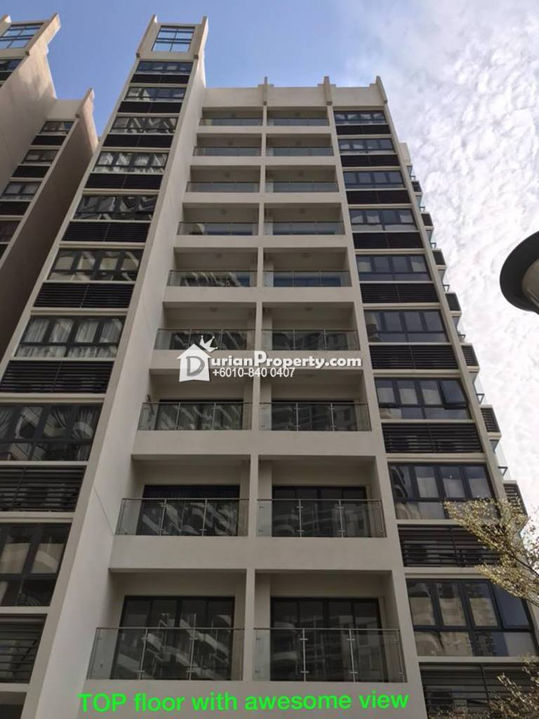 Apartment For Rent At Country Garden Danga Bay Johor Bahru