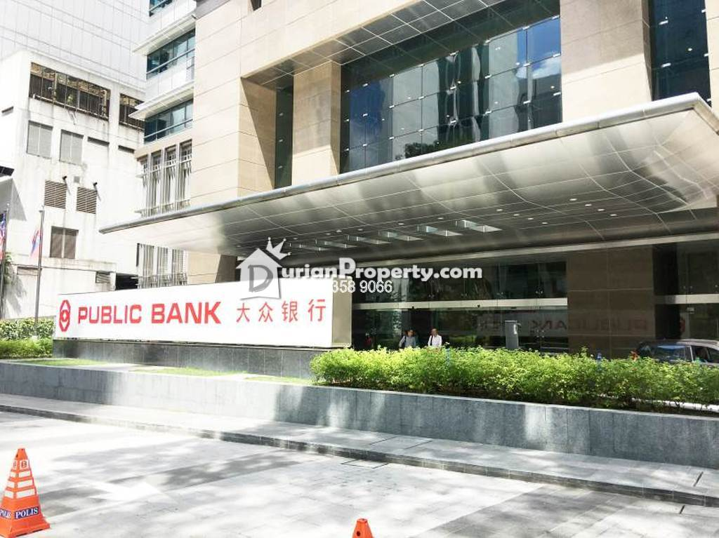 Office For Rent At Menara Public Bank 2 Kuala Lumpur For Rm 52 500 By Benny Chew Durianproperty