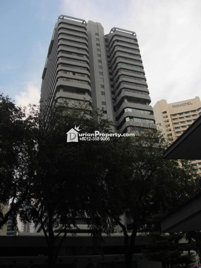Office For Rent at Wisma Cosway, KLCC
