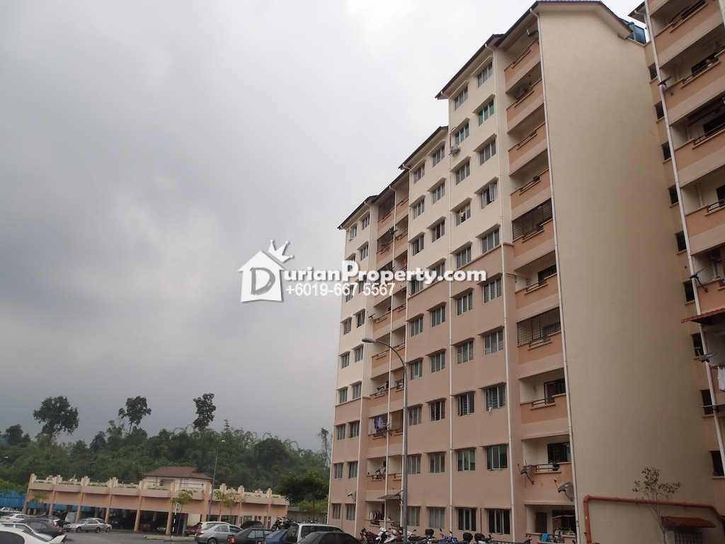 Apartment For Sale at Sri Hijauan, Ukay