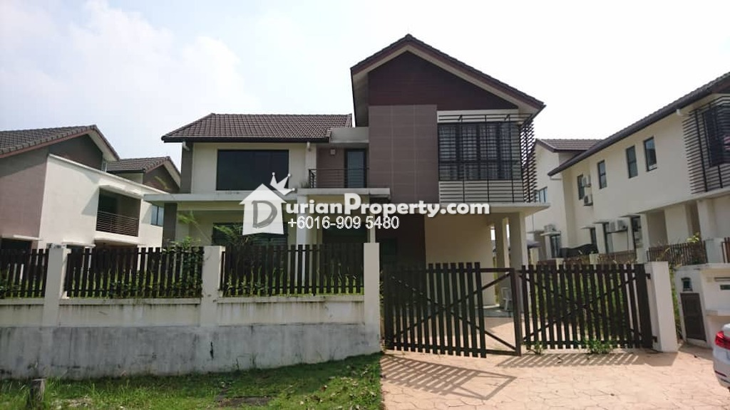 Bungalow House For Sale at Safira, Subang Bestari