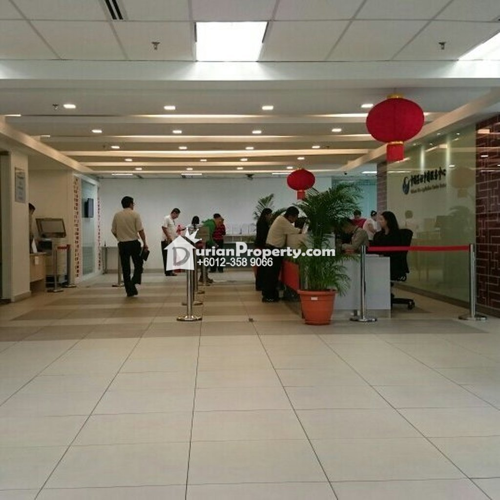 Office For Rent at Plaza OSK, KLCC