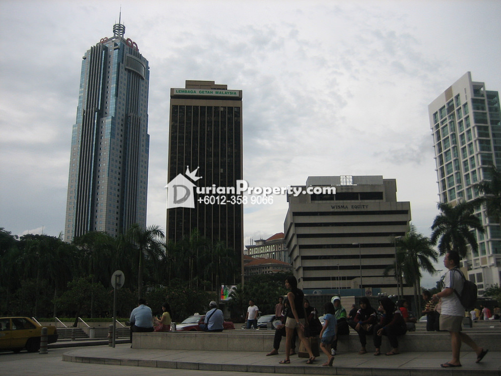 Office For Rent at Wisma Equity, KLCC