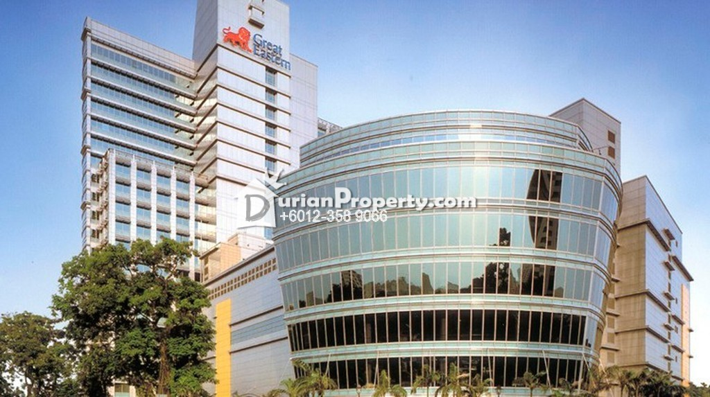 Office For Rent at Menara Great Eastern, Ampang Hilir