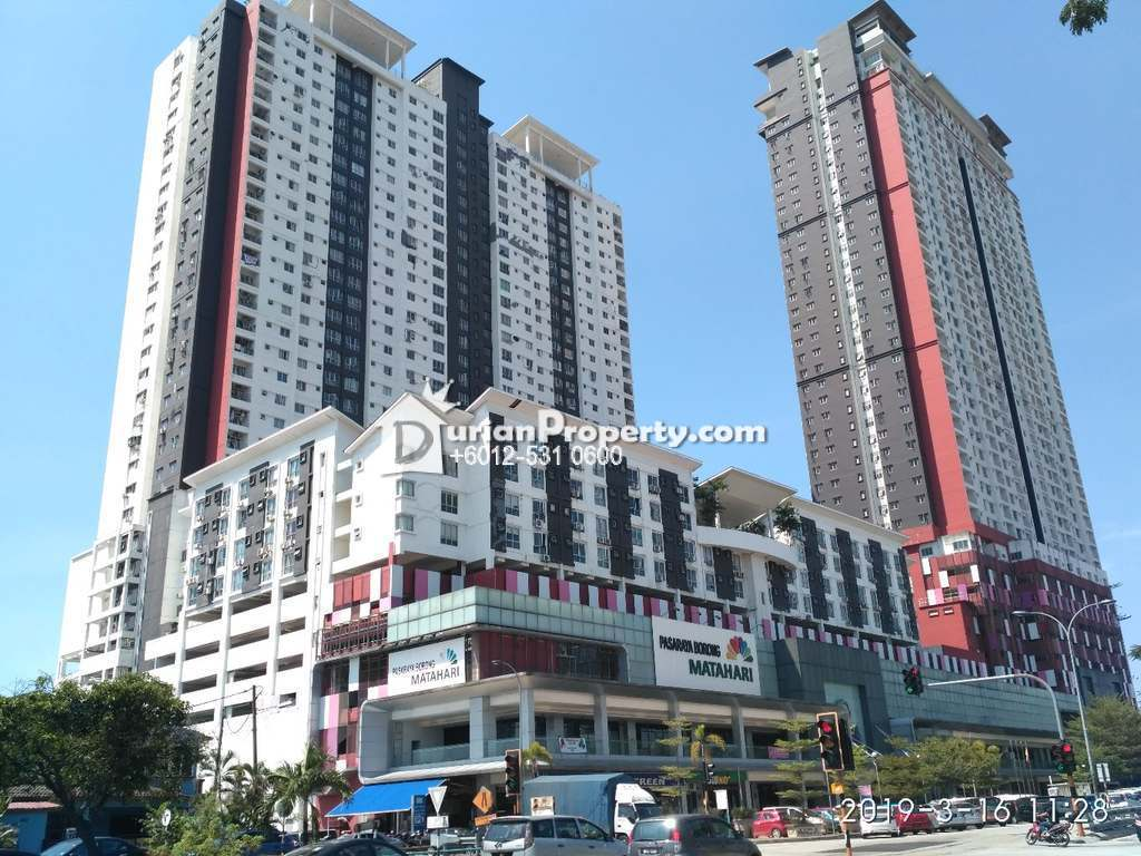 Retail Space For Auction at Axis Atrium, Pandan