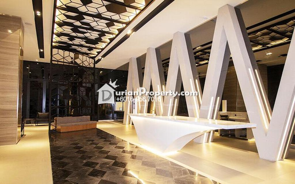 Serviced Residence For Rent at Expressionz Professional Suites, Kuala Lumpur