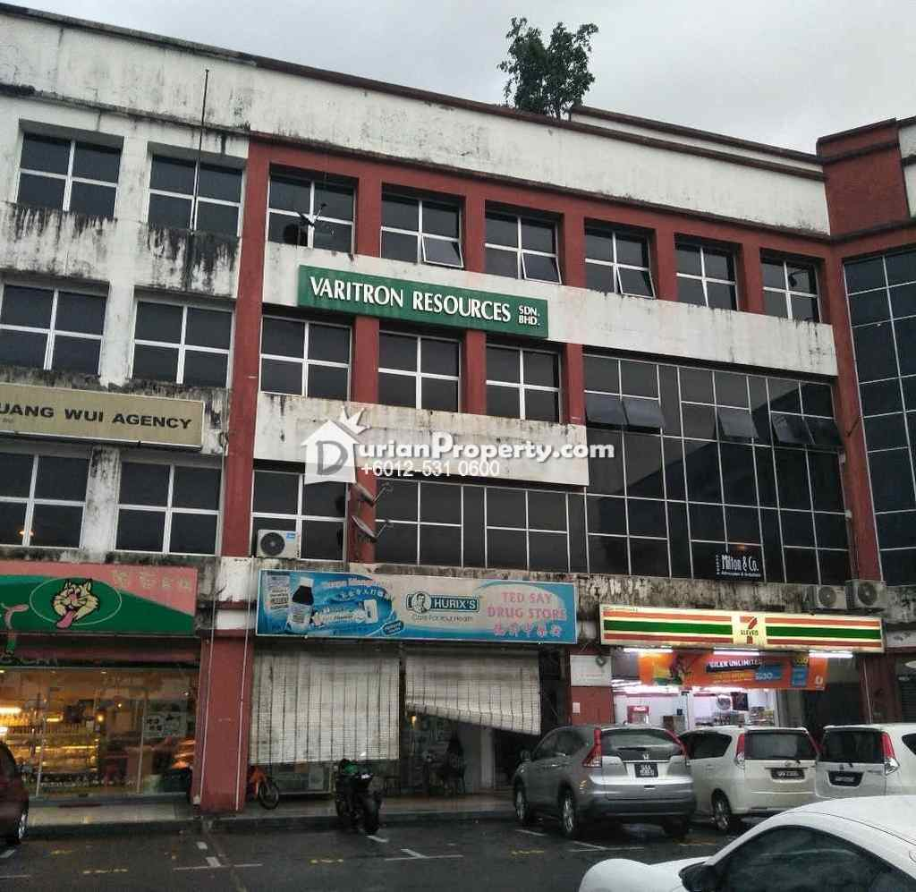 Shop Office For Auction at Medan Setia Raja Commercial Centre, Kuching