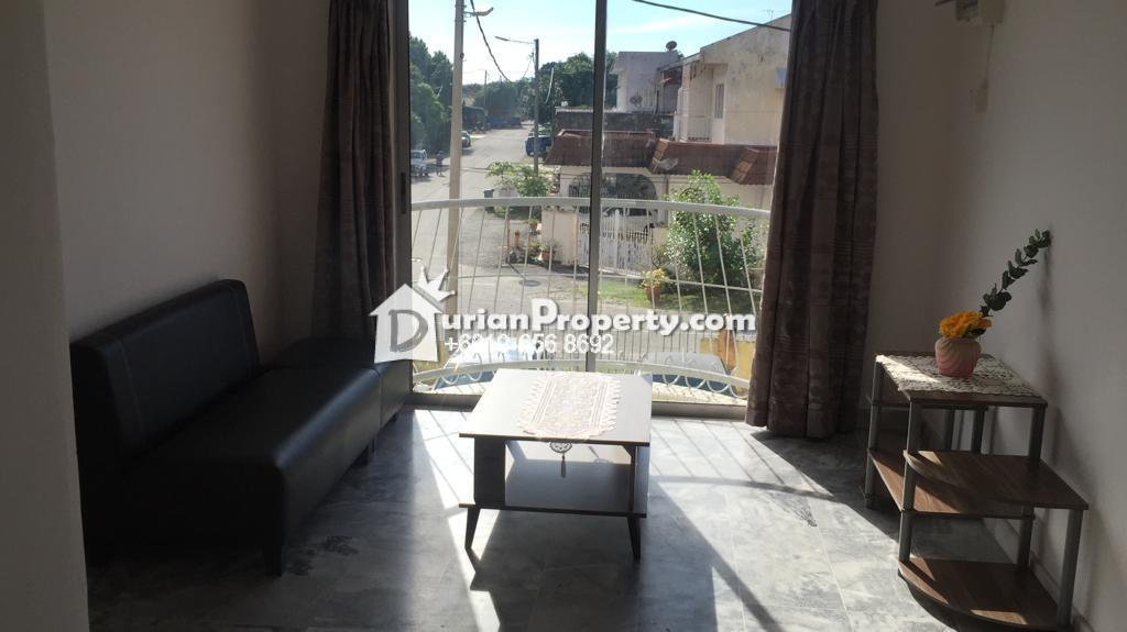 Terrace House For Sale at Taman Bukit Cheng, Melaka