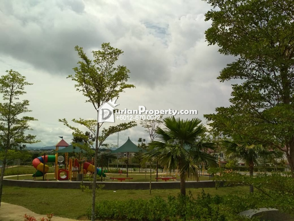 Terrace House For Sale at Mantin, Seremban