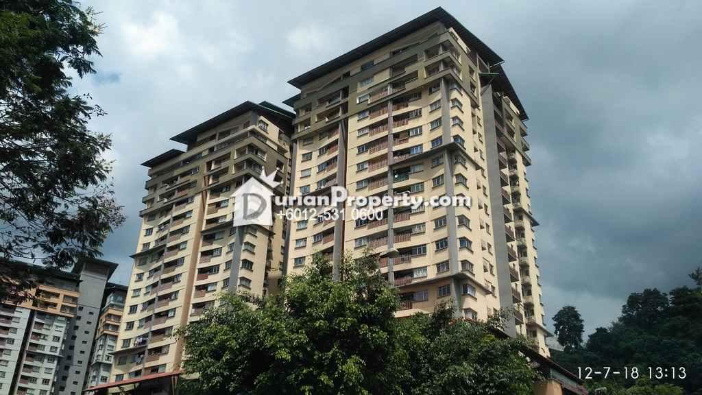 Condo For Auction at Damansara Perdana, Petaling Jaya