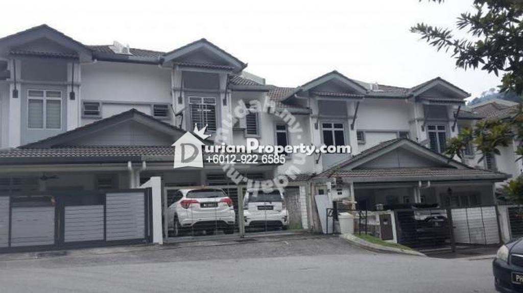 Bungalow House For Sale at Taman Sierra Ukay, Ampang