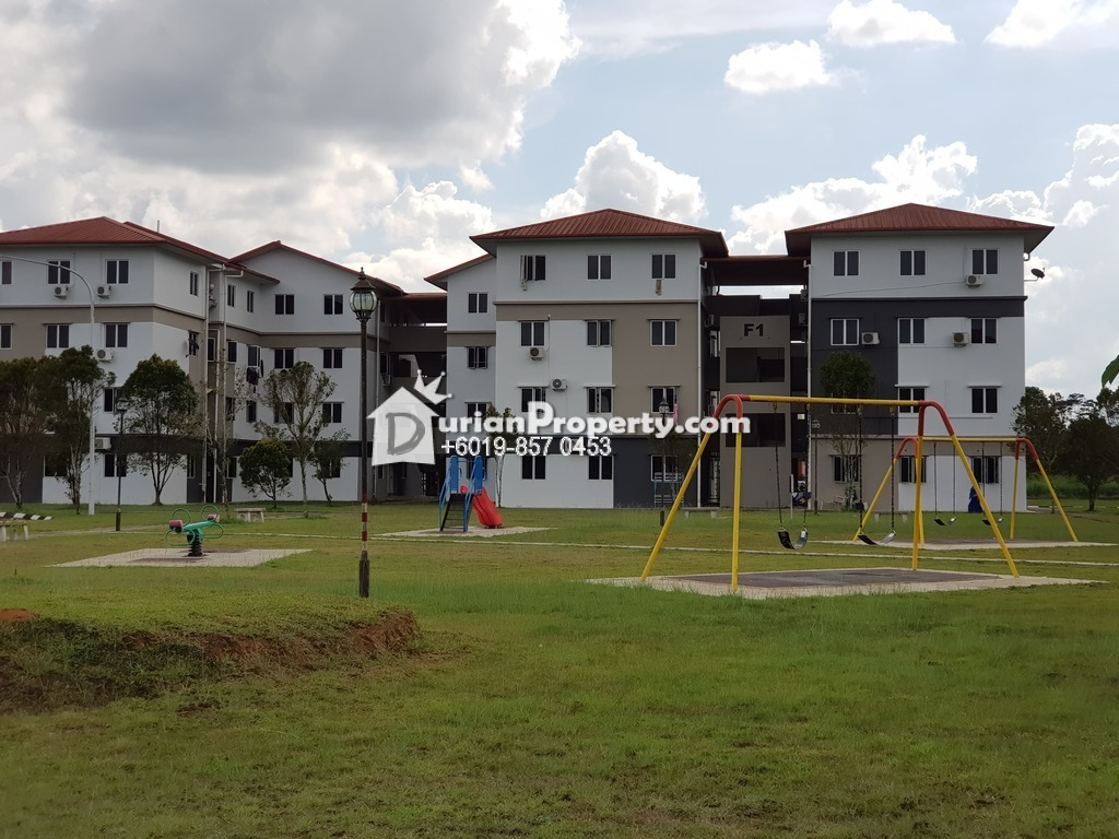 Apartment For Rent at Samajaya Apartment, Kuching