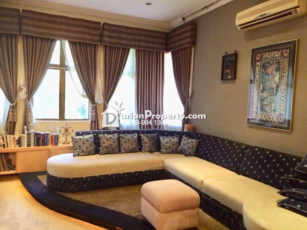 Bungalow House For Sale at Anggerik Eria, Kota Kemuning