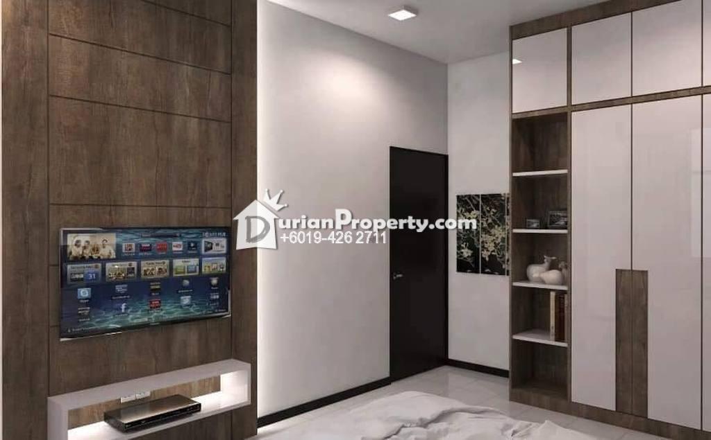 Apartment For Sale at Angkasa Apartment, Kota Kinabalu
