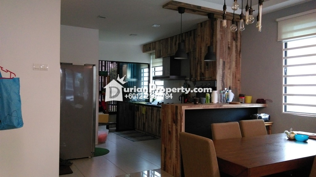 Townhouse For Rent at Odora Parkhomes, Puchong