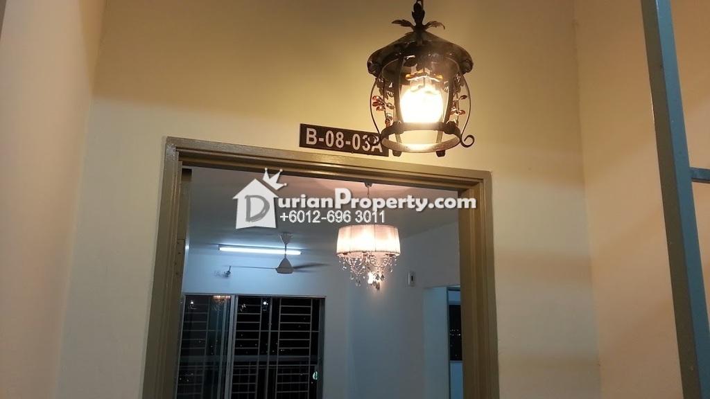 Apartment For Rent at Suria Permai, Bandar Putra Permai
