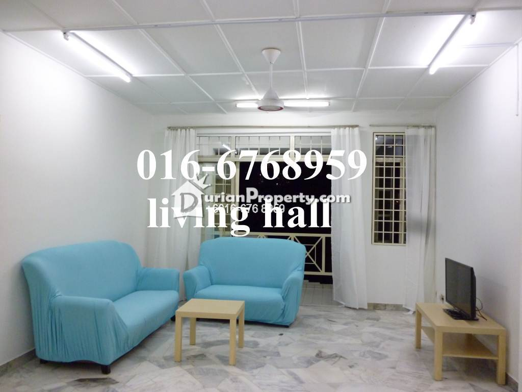 Condo For Rent at Casa Ria, Cheras