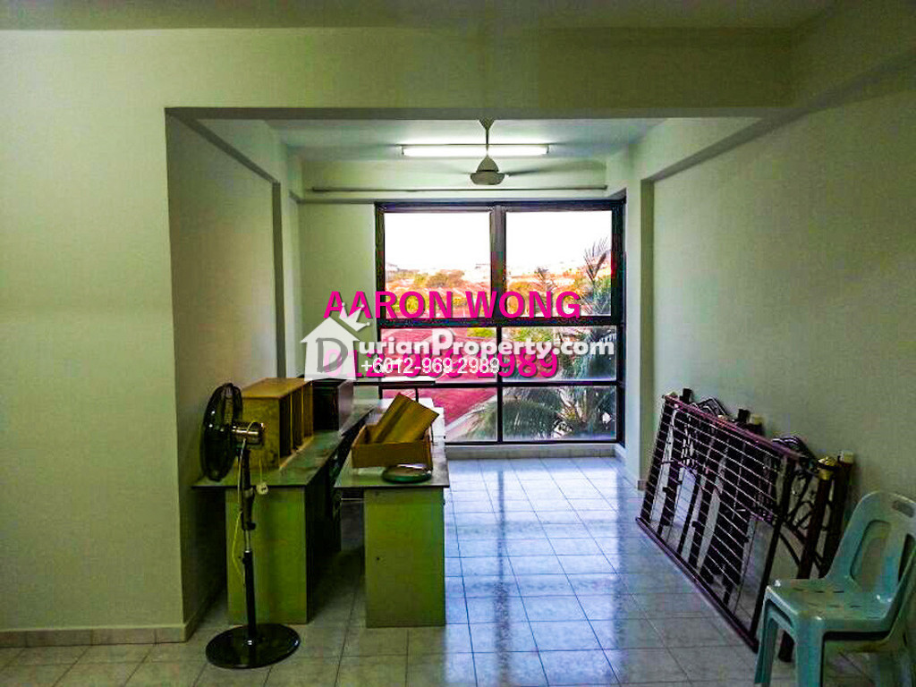 Apartment For Sale at Taman Bukit Beruang Utama, Bukit Beruang