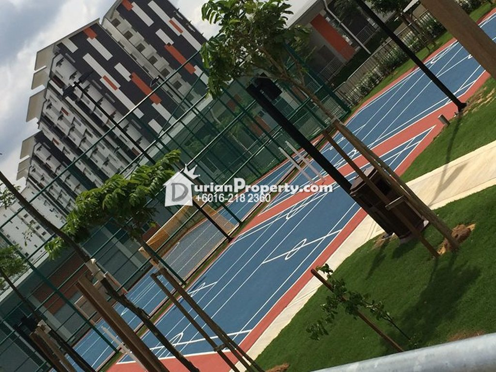 Apartment For Rent at Seri Kasturi, Setia Alam
