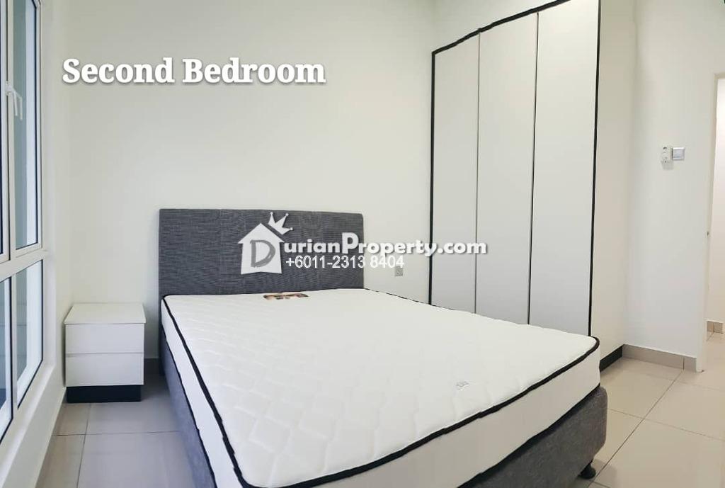 Apartment For Rent at Twin Danga Residence, Johor Bahru