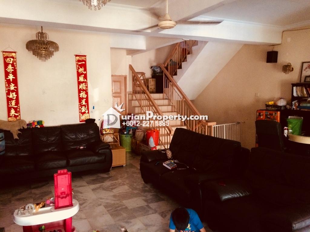 Terrace House For Sale at Zone K, Bandar Baru Sri Petaling